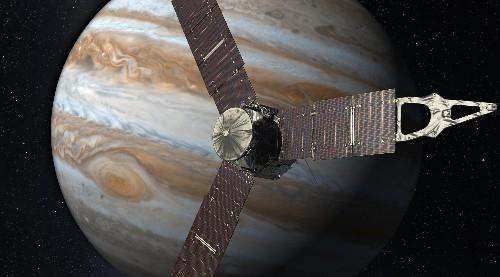 Onwards to Jupiter, Breaking Records