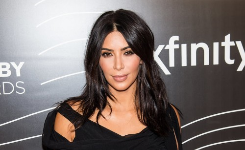 Kim Kardashian Vows To Keep Breaking The Internet With Nude Selfies