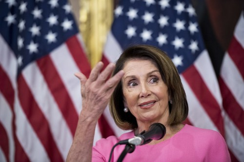 Nancy Pelosi's Democratic Foes Prepare To Go Public