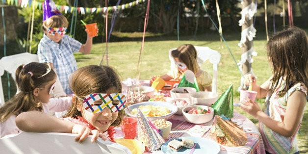 How to Throw a Trendy Kid's Birthday Party With Ease   HuffPost Life