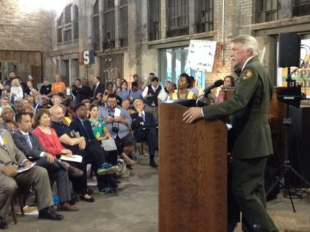 President Obama, Let's Make History! Create Our 402nd National Park and Chicago's First at Pullman