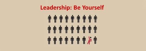 Leadership: Be Yourself