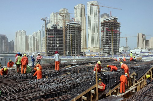 In United Arab Emirates, Don't Think About Quitting Your Job