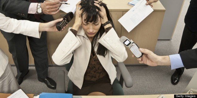 Healthy Lifestyle Could Lessen Effect Of Job Stress On Heart | HuffPost Life