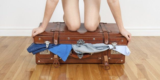 How to Pack for an 18-Day Trip in a Carry-On | HuffPost Life