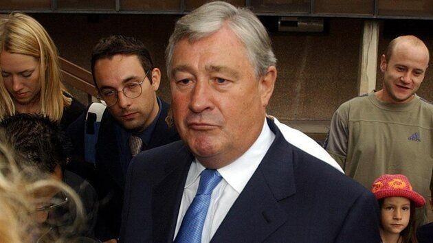 Labour MP Geoffrey Robinson Denies Claims He Was A Cold War Spy For Communist Czechoslovakia