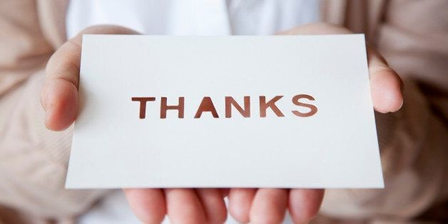 The Reality of Gratitude | HuffPost Life