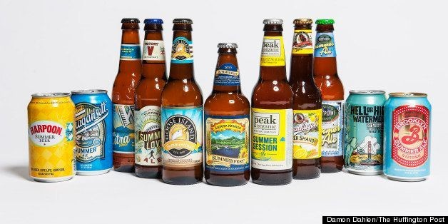 The Best Summer Beers: Our Taste Test Results, 2013 (PHOTOS) | HuffPost Life