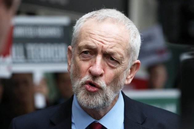 Jeremy Corbyn Rejects Claims That He Endorsed Anti-Semitism In Colonialism Textbook