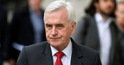 Labour 'Braced' For 'Good Kicking' In European Elections, Says John McDonnell
