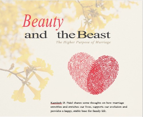 Beauty and the Beast: The Higher Purpose of Marriage