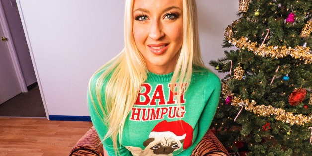 Porn Stars In Holiday Sweaters Put The X In Xmas
