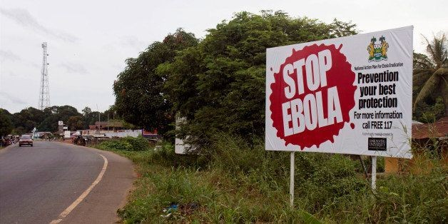 How The World's Worst Ebola Outbreak Started From A Single Child