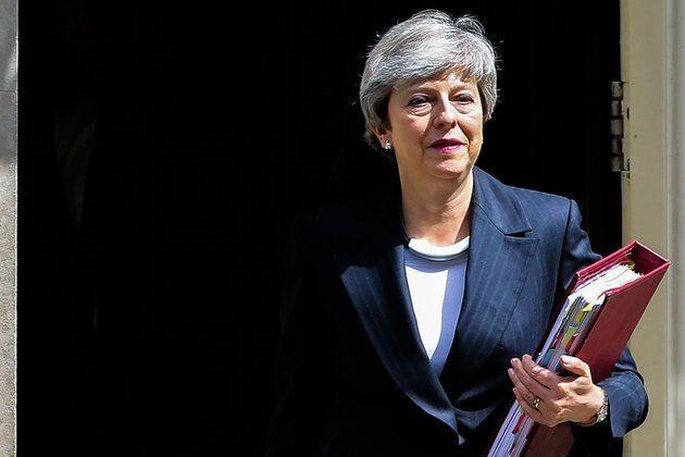 テリーザ・メイ首相、あす24日に辞任表明と英タイムズ紙が報道