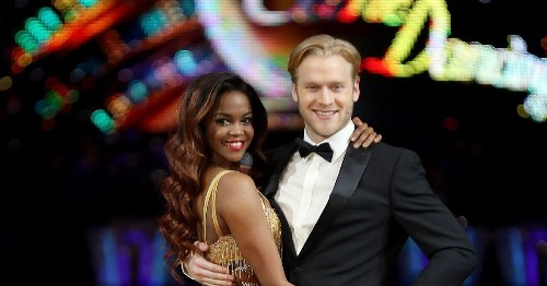 Jonnie Peacock Reveals Strictly Come Dancing Stars Aren't Always Sober Before Live Shows