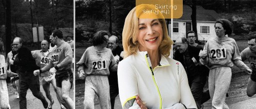 The Woman Who Helped Prove Females Aren't Too Fragile to Run Competitively