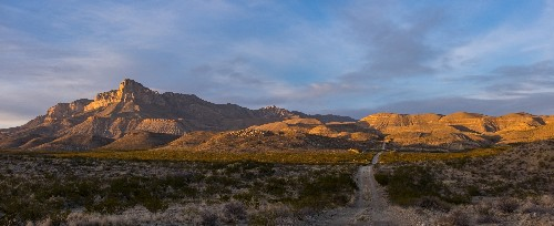 To the Top of Texas! Guadalupe Mountains National Park
