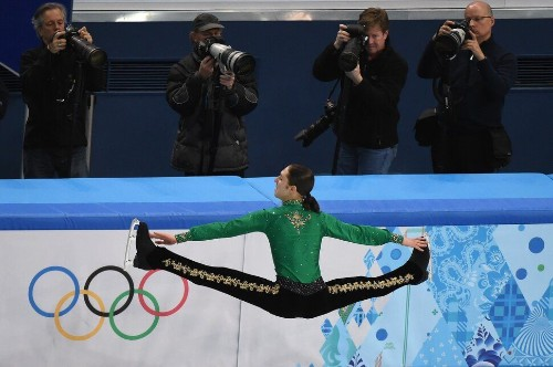 2014 Olympics Photos: Day 2 Of The 2014 Winter Games