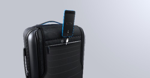 Say Hello to the World's First Smart Suitcase
