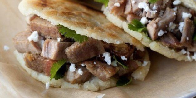 Arepa Recipes That'll Introduce You To This South American Culinary Gem | HuffPost Life