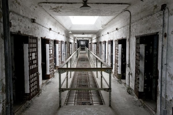 The Most Haunted Places In The U.S.