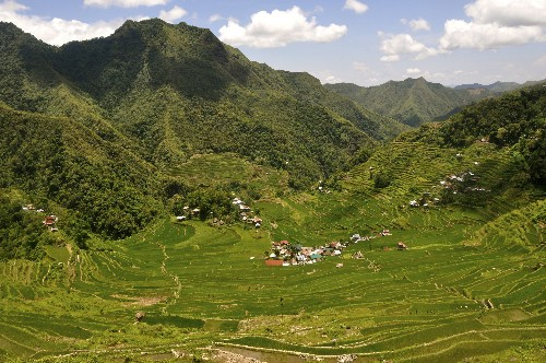 A Journey to the Rice Terraces of Batad