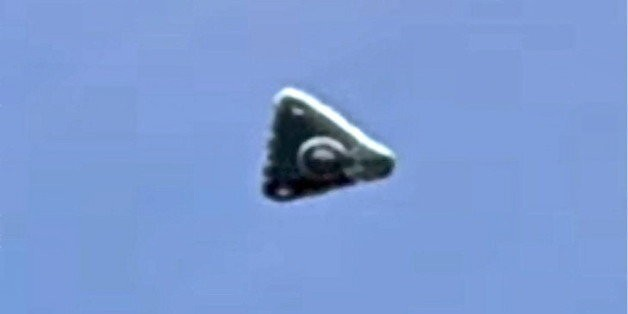 Triangle UFO Above Germany Leaves Questions In Its Wake (VIDEO)