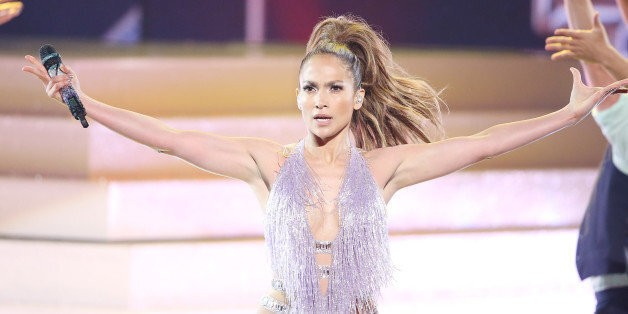 Jennifer Lopez To Star In 'Shades Of Blue,' New Cop Drama From NBC