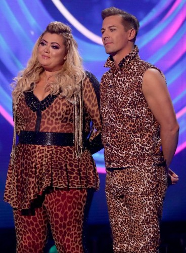 Gemma Collins Almost Quit Dancing On Ice At Least 3 Times, Her Partner Matt Evers Reveals
