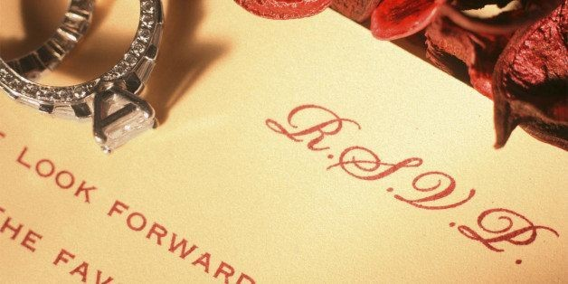 Wedding Invitation Etiquette Dos and Don'ts   HuffPost Life