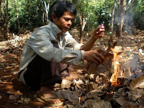 What Made Dozens Of People Hide In The Laotian Forest For Years?
