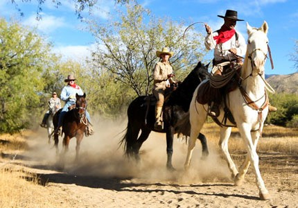 Top 5 Wild West Ranches in America