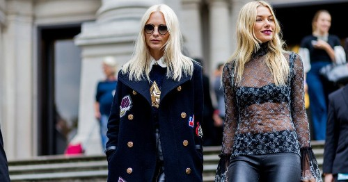 London Fashion Week 2016: Street Style Looks To Make You Swoon