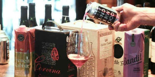 The 8 Best Wines Not in Bottles | HuffPost Life