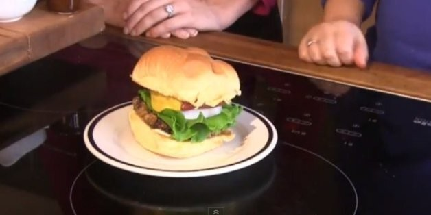 Is This the Most American Hamburger Possible? | HuffPost Life