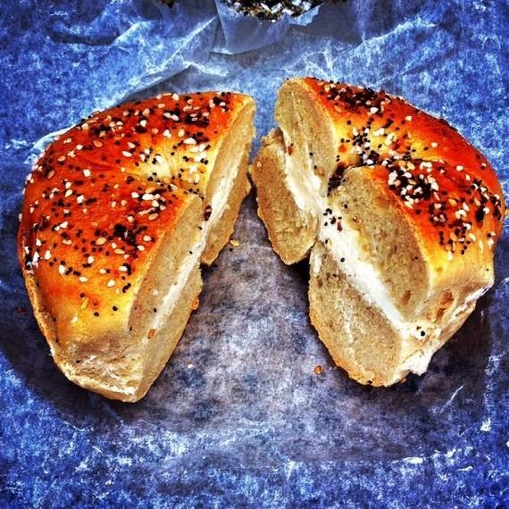 Top 5 Bagel Spots in NYC