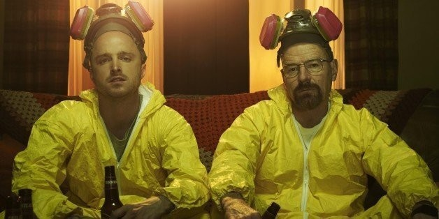 'Breaking Bad' Is Cooking Up Something Special For Awards Season