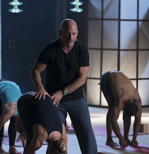 Incidental Yoga