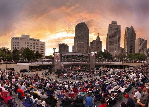 Celebrate Jazz, Celebrate Detroit, Just Celebrate: Detroit Jazz Festival, Labor Day Weekend
