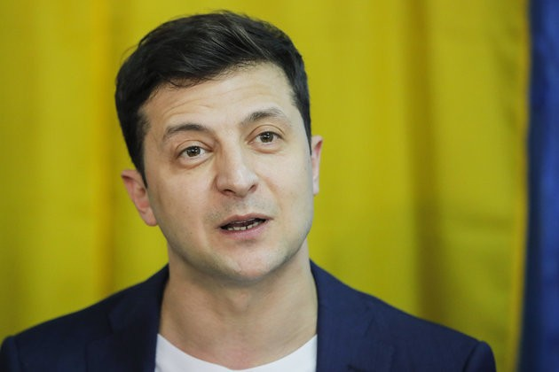 Ukraine Elections: Comedian Volodymyr Zelenskiy Wins Presidential Race By Landslide - Exit Poll