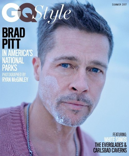 Those Brad Pitt Photos Aren't Just Meme-Worthy, They're Kind Of Radical