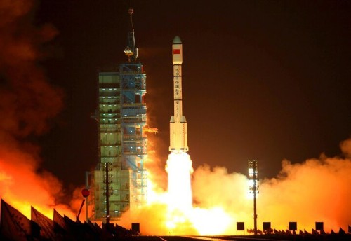 Chinese Space Station Expected To Plummet To Earth In 2017