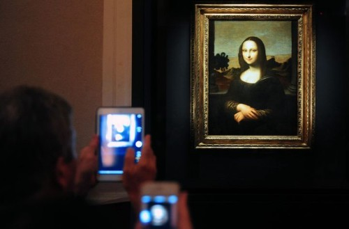Scientist Discovers Hidden Portrait Beneath The Mona Lisa