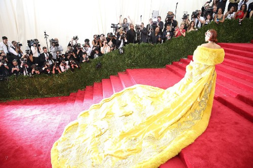 The 27 Most Breathtaking Met Gala 2015 Photos