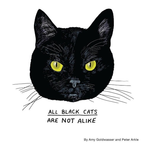 No, All Black Cats Are NOT Alike