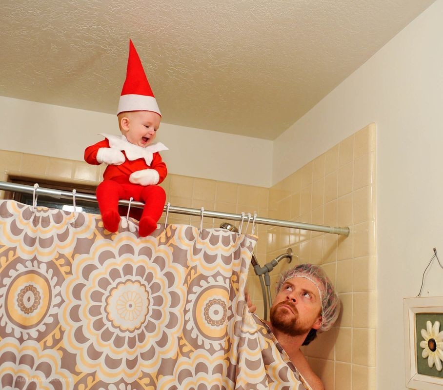 Elf On The Shelf - cover