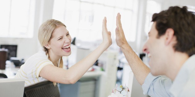 Social Support And Feeling In Control At Work Are Good For Well-Being: Study | HuffPost Life