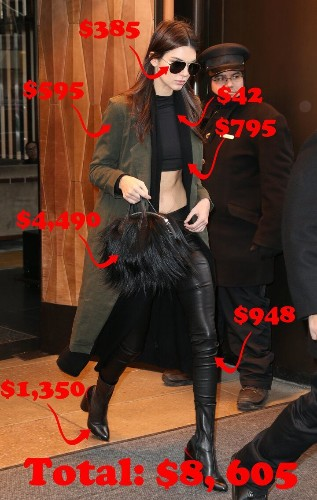 How To Get Kendall Jenner's $8,000 Outfit For Under $200 | HuffPost Life