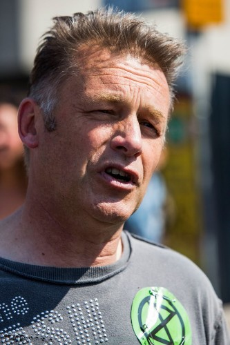 Dead Crows Strung Outside Chris Packham's Home After He Backs Bird Shooting Ban