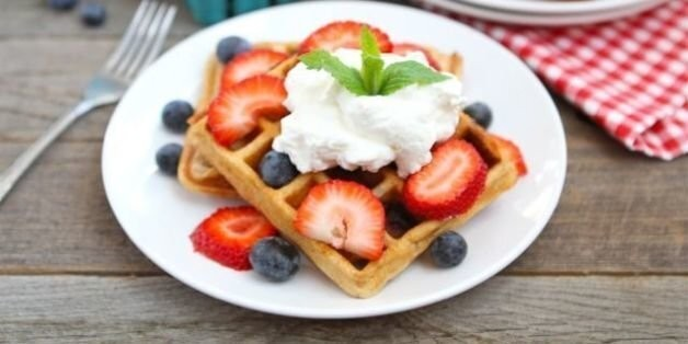 Recipes With Greek Yogurt: Healthy Substitutes (PHOTOS) | HuffPost Life